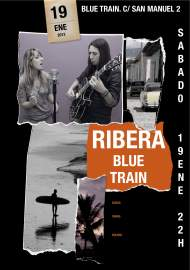 Ribera Blue Train