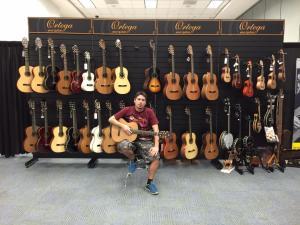 Emilio Ribera y Ortega Guitars