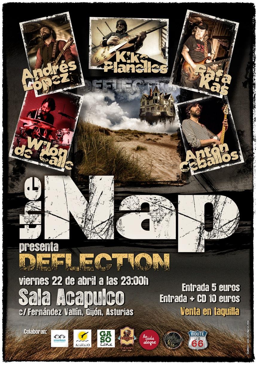 """Presentación del EP """"Deflection"""" de TheNap"""