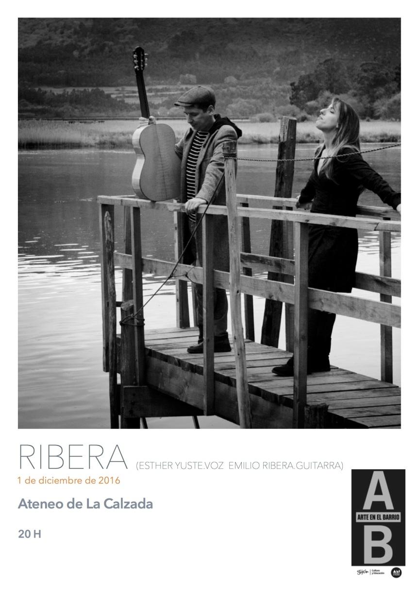 Concierto de Ribera, Ateneo de LaCalzada