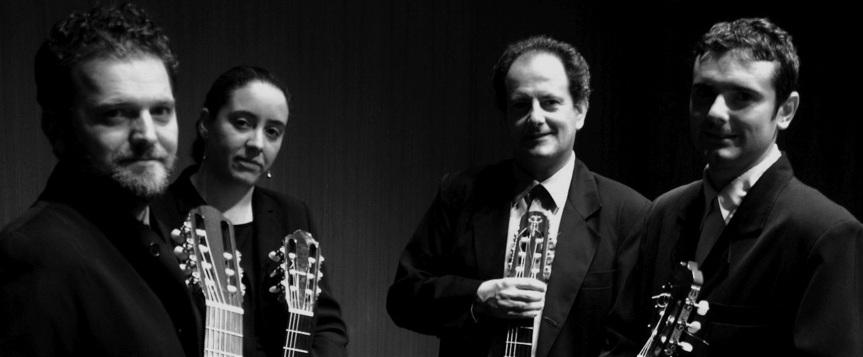 Música de Javier Blanco en el Festival Primavera de Praga interpretada porEntreQuatre